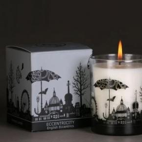 Ароматические свечи Парфюм для дома Диффузоры. Ароматическая свеча Эксцентричность