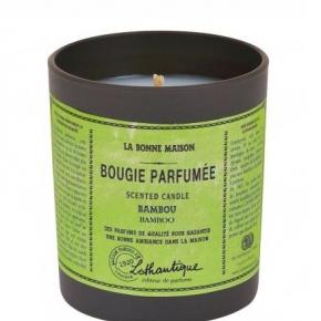 Ароматические свечи Парфюм для дома Диффузоры. Ароматическая свеча Бамбук
