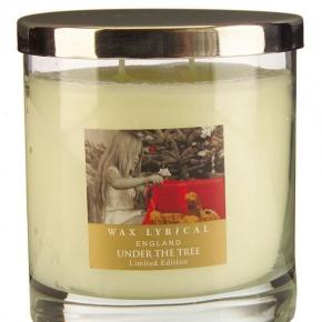 Новый Год. Ароматическая свеча Рождественский подарок Limited Edition