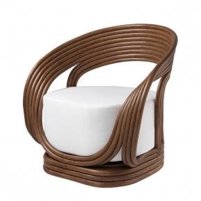 Кресла. Eichholtz Chair Romeo кресло ротанг