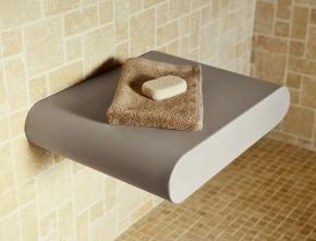 Банкетки для ванной Пуфы Интерьерные Табуреты для ванной и душа Откидные сиденья. Duschsitz сиденье для душа и душевой кабины мягкое
