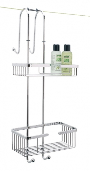 Полки для душа Сетки Полки для ванной стеклянные Полки для полотенец. NERO Napoli Nicol полка для душа и ванной сетка двойная