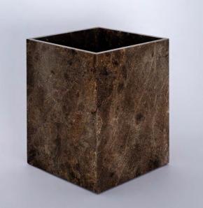 Вёдра с педалью Дровницы Вёдра. SICILY STONE аксессуары для ванной из натурального камня Ведро