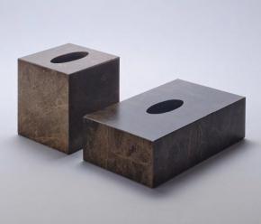 Салфетницы настольные настенные. SICILY STONE аксессуары для ванной из натурального камня Салфетницы