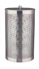 . Doris Nicol Корзина для белья круглая металлическая с крышкой Шар