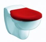 Сантехника и Мебель для детского санузла. Keramag унитаз для детского санузла подвесной Kind/Baby