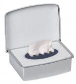 Контейнер для влажной туалетной бумаги настенный INGA