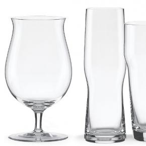 . Набор из 4-х стаканов для пива 650,530 мл Тосканская классика