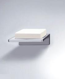 Аксессуары для ванной настенные. Dornbracht Lulu настенные аксессуары для ванной Мыльница