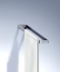 Аксессуары для ванной настенные. Dornbracht Lulu настенные аксессуары для ванной Полотенцедержатель двойной