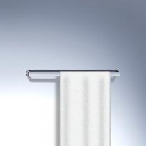 Аксессуары для ванной настенные. Dornbracht Lulu настенные аксессуары для ванной Полотенцедержатель