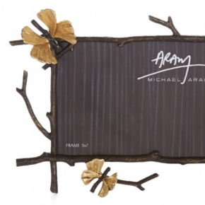 . Рамка для фото Бабочки гинкго BUTTERFLY GINKGO