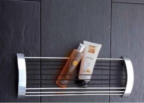 Полки для душа Сетки Полки для ванной стеклянные Полки для полотенец. Neverfall Nicol полка для душа и ванной плоская
