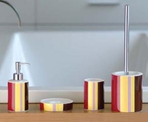. Peru настольные аксессуары для ванной керамические