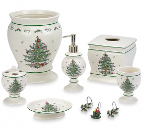 Новый Год. Spode Christmas Tree