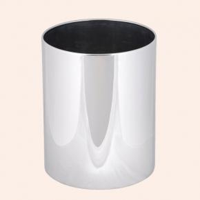 Офисные вёдра Корзины для бумаг Урны. Ведро открытое 12.5 литра TW Harmony TWCV011-12.5cr
