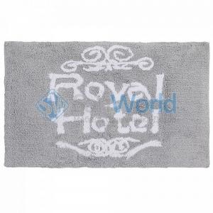 Creative Bath Royal Hotel коврик для ванной хлопковый с декором