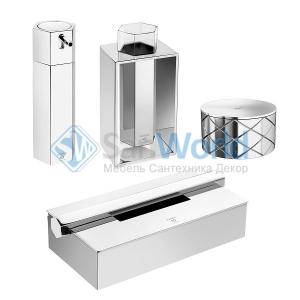 Mirage Chrome аксессуары для ванной PomdOr