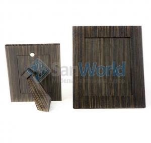 Wood Collection Frame рамка для фотографий деревянная Эбеновое дерево Dark