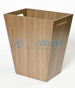 Wood Collection ведро деревянное Орех большое