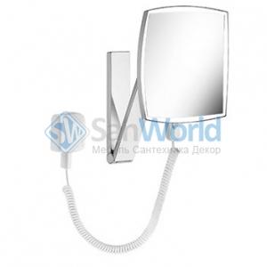 Keuco iLOOK_move зеркало косметическое с подсветкой LED с проводом