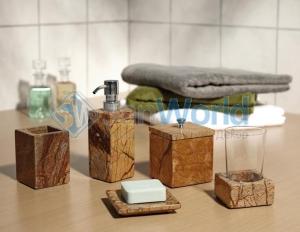 Tura Nicol мраморные аксессуары для ванной настольные