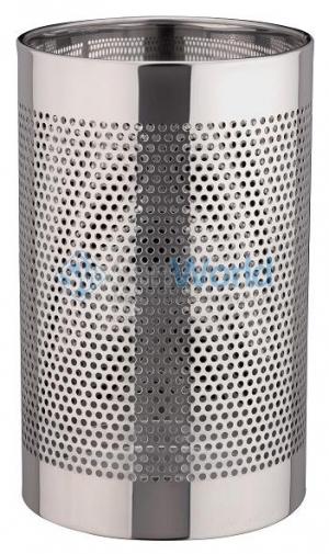 Ведро для мусора DAGMAR Nicol металлическое круглое