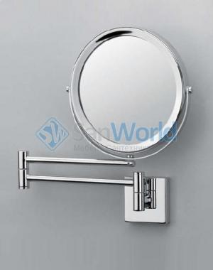 Косметическое зеркало с увеличением Spiegel 282 настенное Decor Walther