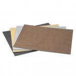Кожаный мат настольный для столовых приборов Metallic place mats by GioBagnara