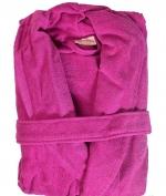 Халат баный с сумочкой Positano Малиновый (S/M) от Blumarine Art.78504-78505