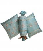 Комплект декоративных подушек Pantelleria (42х30, 42х42, 62см.) Голубой от Blumarine