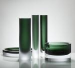 Ваза Valenta Green Clear