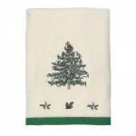 Новый Год. Полотенце для рук Spode Christmas Tree 01523E2IVR