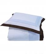 Постельное бельё. Постельное белье SOHO двуспальное евро (200х220) Голубой от Casual Avenue