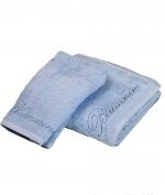 Комплект полотенец 1+1 Top Model Голубой от Blumarine Art.78572-03