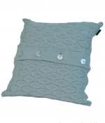 Декоративная подушка PONTE VECCHIO (40х40) Морская Пена от Casual Avenue