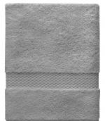 Полотенца хлопковые Deluxe. Полотенце гостевое (45х70), для рук (55х100), для душа (70х140) и банное (92×160) Etoile Platine (Этуаль Платин) от Yves Delorme