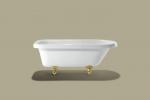 Ванны на ножках. Knief Aqua Plus Ванна модель ROLL TOP 1525 x 720 x 550 мм