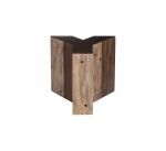 Журнальные Приставные Кофейные столы. Стол приставной Wooden Alphabet Y