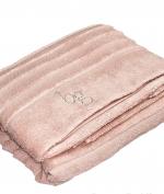 Банное полотенце Natasha (100×150) Розовый от Blugirl art.78718-02