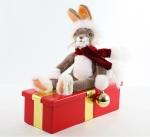 Заяц новогодний (модель 2)