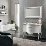 Eban Sonia 108 мебель для ванной Bianco