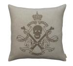 Декоративные подушки Deluxe. Подушка Jolly Roger Bone