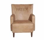 Кресла Deluxe. Кресло Drake Parchment Pater