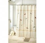 Шторка для ванной Gilded Birds 11984H