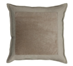 Декоративные подушки Deluxe. Подушка Sack Cloth - Sesame