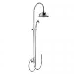 Gattoni Programma Docce 4291 душевая колонка 100см с верхним душем