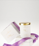 Ароматическая свеча Confession коллекции Fleur de Paris от C'Toi