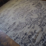 Ковёр COSY DESIGN 310 x 215 см гималайская шерсть бамбуковый шёлк