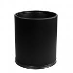 Ведро кожаное круглое Black 9 литров